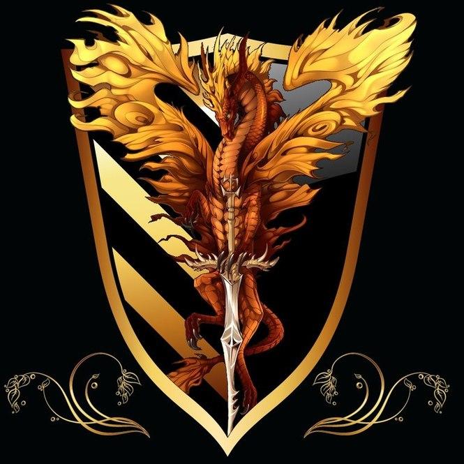 картинка для герба гильдии такая